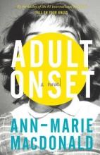 MacDonald, Ann-Marie Adult Onset