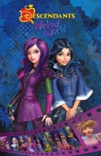 Disney Disney Descendants Wicked World Wish Granted Cinestory Comic, Volume 1