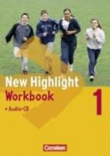 New Highlight 1. Workbook mit Einführungskurs und Audio-CD. 5. Schuljahr. Allgemeine Ausgabe