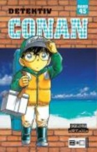Aoyama, Gosho Detektiv Conan 45