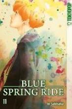 Sakisaka, Io Blue Spring Ride 11