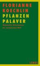 Koechlin, Florianne PflanzenPalaver