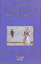 Shakespeare, William Ende gut, alles gut All`s Well That Ends Well