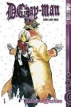 Hoshino, Katsura D.Gray-Man 01