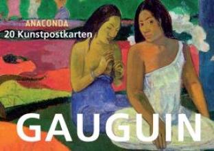 Postkartenbuch Paul Gauguin