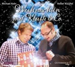 Kobr, Michael Weihnachten mit Klufti & Co.