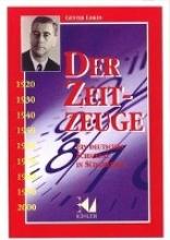 Lisken Günter Der Zeitzeuge