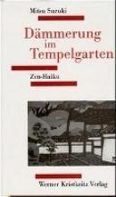 Suzuki, Mitsu Dämmerung im Tempelgarten