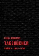 Mühsam, Erich Tagebücher. Band 05