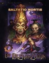 Kopf, Gunter Saltatio Mortis - Das Geheimnis des schwarzen IXI Band 1: Die Erzkanzlerin