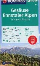 , Gesäuse, Ennstaler Alpen, Pyhrnpass, Eisenerz