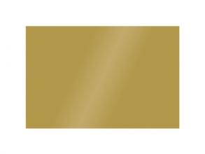 , etalagekarton Folia 48x68cm 380gr pak a 10 vel goud