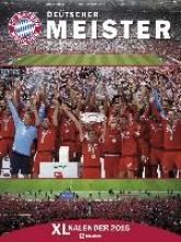 FC Bayern Mnchen XL Kalender 2017