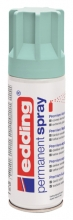 Verfspuitbus edding 5200 permanent spray mat mellow mint