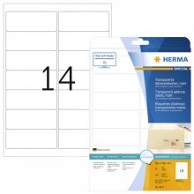 , Etiket Herma 8671 A4 99.
