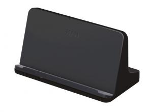 , tablet standaard HAN Smart Line 135x72x74mm zwart