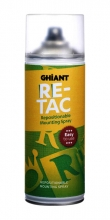 , Lijmspray Ghiant High-Tac re-positioneerbaar 400ml