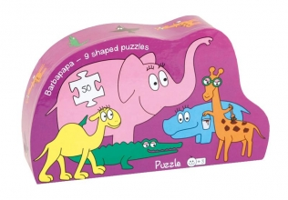 Barbapapa: Puzzel Safari