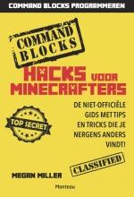 Megan  Miller Hacks voor minecrafters