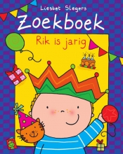 Liesbet Slegers , Zoekboek Rik is jarig