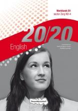 Hedwig  Suurmeijer 20/20 English sector Zorg N3-4 Werkboek B1
