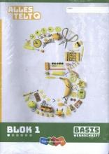 , Alles telt Q Basiswerkschrift blok 1 t/m 6 groep 3