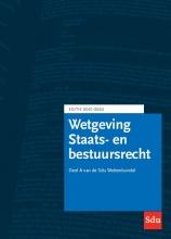 Wettenredactie , Sdu Wettenbundel Staats- en Bestuursrecht. Editie 2021-2022