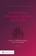 , Hoofdstukken Personen-, Familie- en Erfrecht