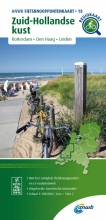 ANWB , Fietsknooppuntenkaart Zuid-Hollandse kust 1:100.000