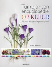 Modeste Herwig , Tuinplantenencyclopedie op kleur