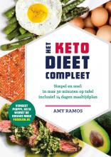 Amy  Ramos Het keto-dieet compleet