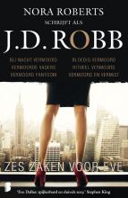 J.D. Robb , Zes zaken voor Eve