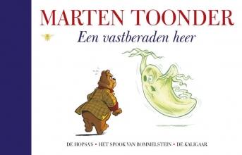 Marten  Toonder Alle verhalen van Olivier B. Bommel en Tom Poes 47 : Een vastberaden heer