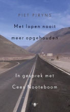 Cees  Nooteboom Met lopen nooit meer opgehouden