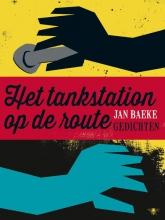 Jan  Baeke Het tankstation op de route