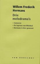 Willem Frederik Hermans , Drie melodrama`s