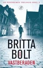 Britta  Bolt Vastberaden - De Posthumus trilogie Deel 2