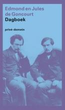 Edmont & Jules de Goncourt, Jules de Goncourt Dagboek