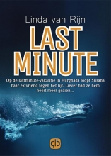 Linda van Rijn Last minute - grote letter uitgave