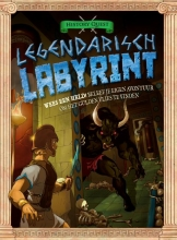 Timothy  Knapman legendarisch labyrint - History Quest