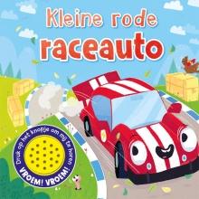 , Kleine rode raceauto