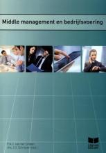 I.D. Schrijver F.A.J. van der Linden, Middle management en bedrijfsvoering