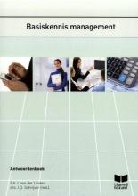 I.D. Schrijver F.A.J. van der Linden, Basiskennis management antwoordenboek