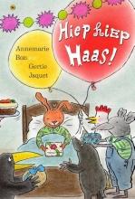 Bon, Annemarie Hiep hiep Haas!