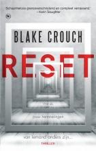Blake Crouch , Reset