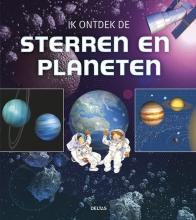 Claudine  Masson, Jean-Michel  Masson, Alexandre  Roane, Frederic  Pillot Ik ontdek de sterren en planeten
