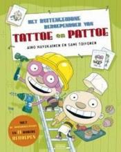 Havukainen, Aino Het buitengewone beroepenboek van Tattoe en Pattoe + vingerpopje