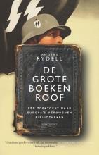 Anders  Rydell De grote boekenroof