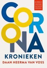 Daan Heerma van Voss , Coronakronieken