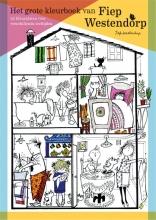 Het grote kleurboek van Fiep Westendorp